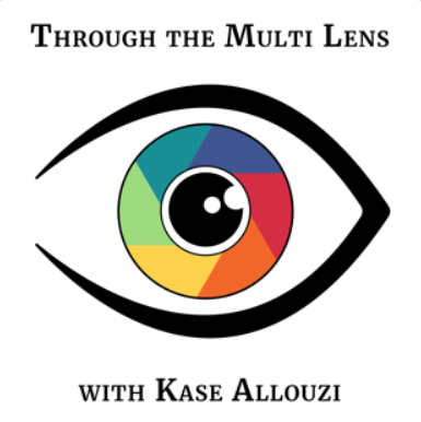 Through the Multi Lens logo June 2020