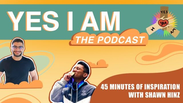45 Minutes of Inspiration with Shawn Hinz   Yes I Am Ep. 7