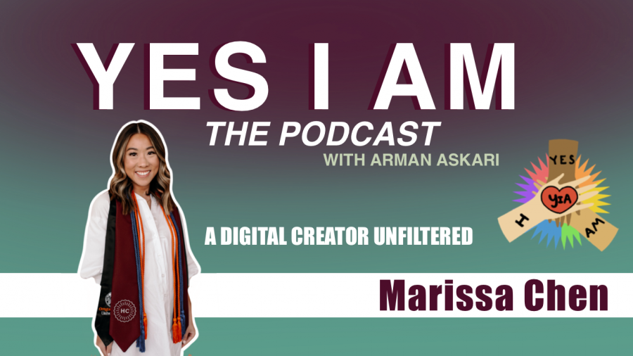 Marisa Chen: A Digital Creator Unfiltered    Yes I Am S2E5