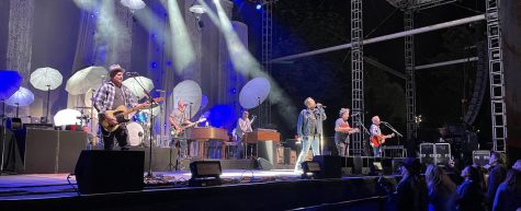 Counting Crows: Butter Miracle Tour, Troutdale Oregon, 2021
